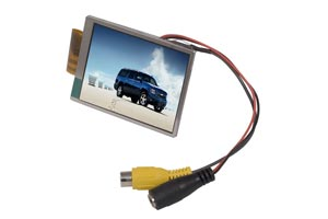 1 - 4 Inch Raw TFT LCD Monitors