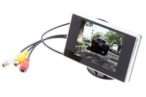 2.5 - 4 Inch Car LCD Monitor