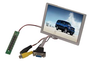 5 - 6 Inch Raw TFT LCD Monitors
