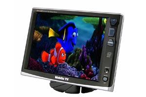 6 Inch Car LCD Monitor