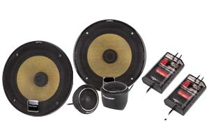 6.75 Inch Component Speakers
