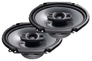 6x8 Inch Speakers