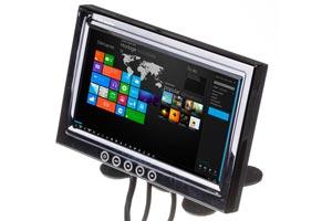 7 Inch Car LCD Monitor