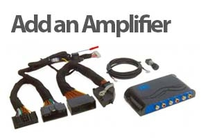 Add an Amplifier interface