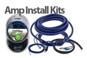 Car Amplifier Installation Kits