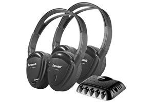 Car Wireless Headphone Kits
