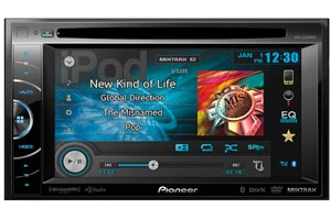 Double DIN with Video Car Stereo Receivers