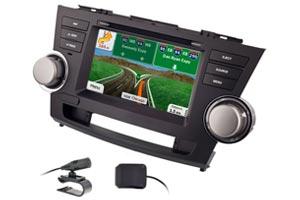 Factory Navigation Radios