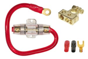 Fuses, Power Distribution, Wire and Wiring Accessories