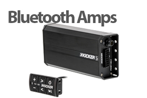 Bluetooth Amplifiers and Controllers