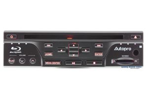 In Dash Car DVD Player No Screen