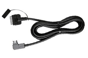 iPod Cables for Car Stereo Receivers