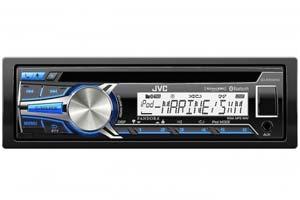JVC Single DIN Radios
