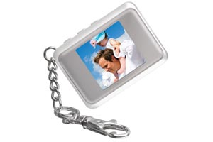 Keychain Digital picture photo frame