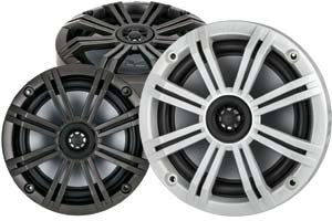 Kicker Marine Speakers