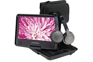 Laptop Style Portable DVD Players