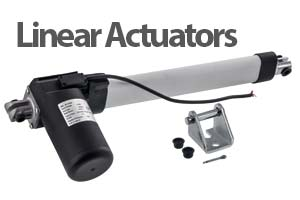 Linear Actuators, Controllers, and Brackets