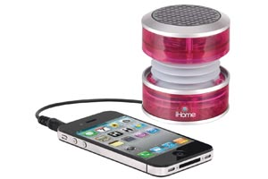 iPod & iPhone Speaker systems