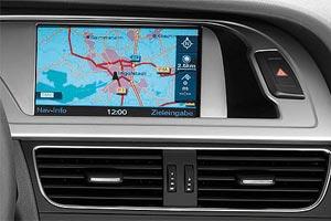 Factory Navigation Interface