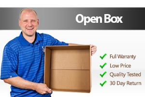 Scratch and Dent - Open Box