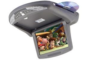 Overhead DVD Player