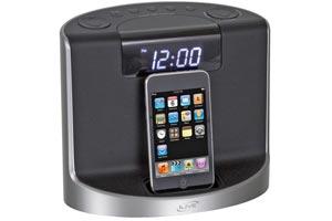 iPod & iPhone Clock radio