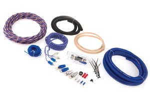Power Acoustik Amplifier installation kits