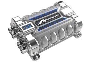 Power Acoustik Capacitors