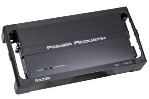 Power Acoustik Car Amplifiers