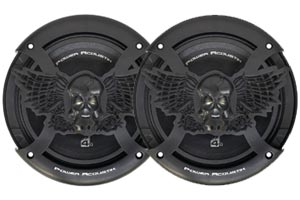 Power Acoustik Car Speakers
