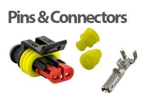 Connectors, Pins, Receptacles, and Seals