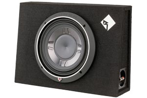 Rockford Fosgate Subwoofers Boxes