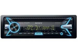 Sony Single DIN Radios