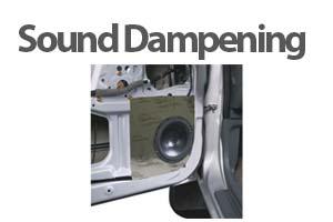 Sound Dampening Material