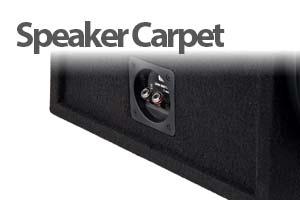 Trunk Liner and Speaker Carpet