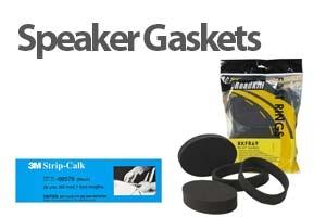Speaker Gaskets