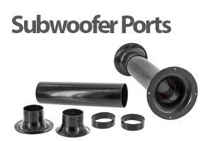Subwoofer Ports