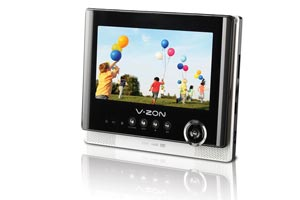 Tablet Portable DVD Players