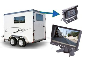 Trailer Camera Systems