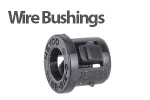 Wire bushings