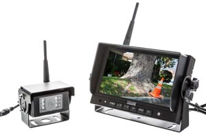 Wireless Back-Up Camera Systems