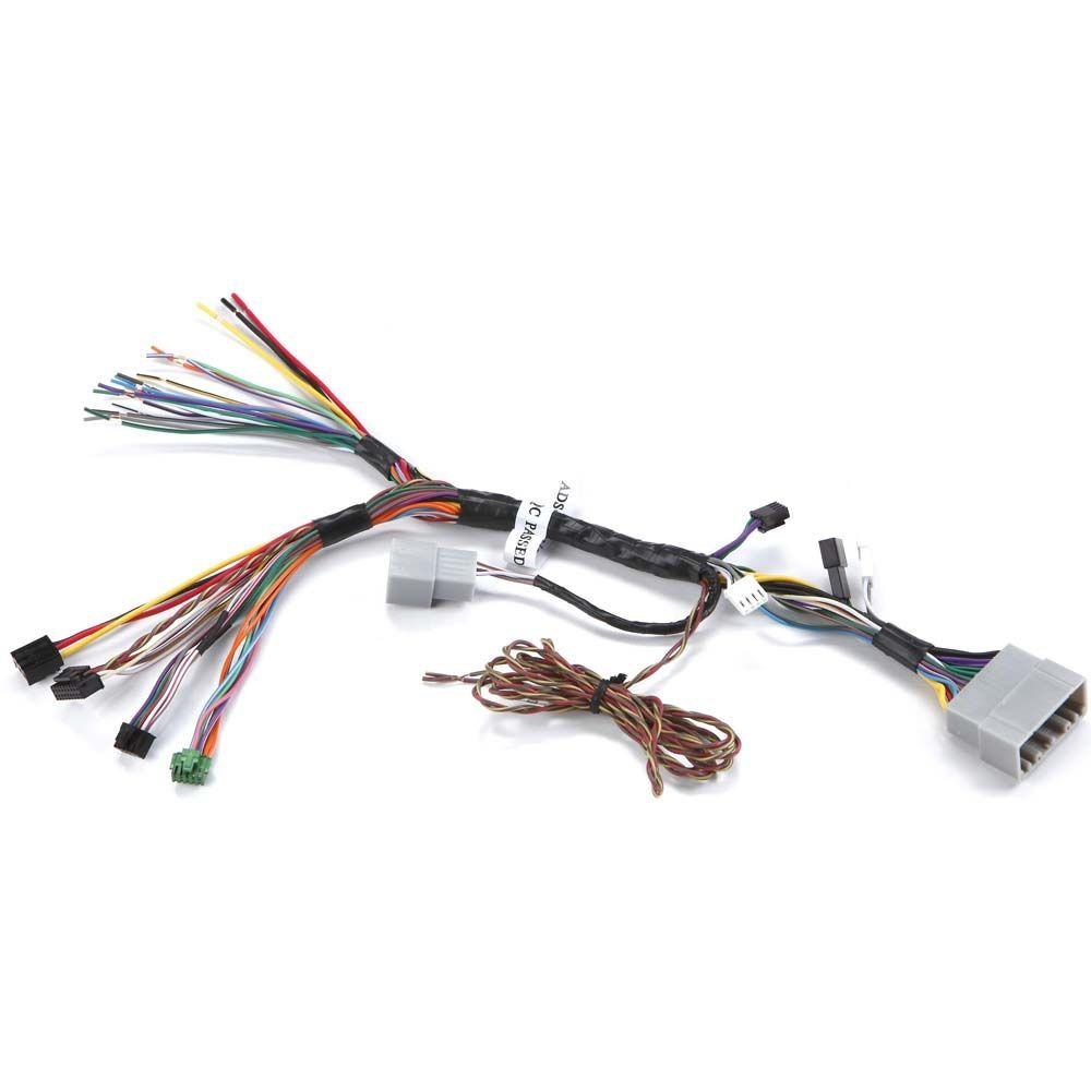 idataLink Maestro HRN-RR-CH2 Radio Replacement and Steering Wheel Interface  Harness for 2004 - 2010 Chrysler [ 1000 x 1000 Pixel ]