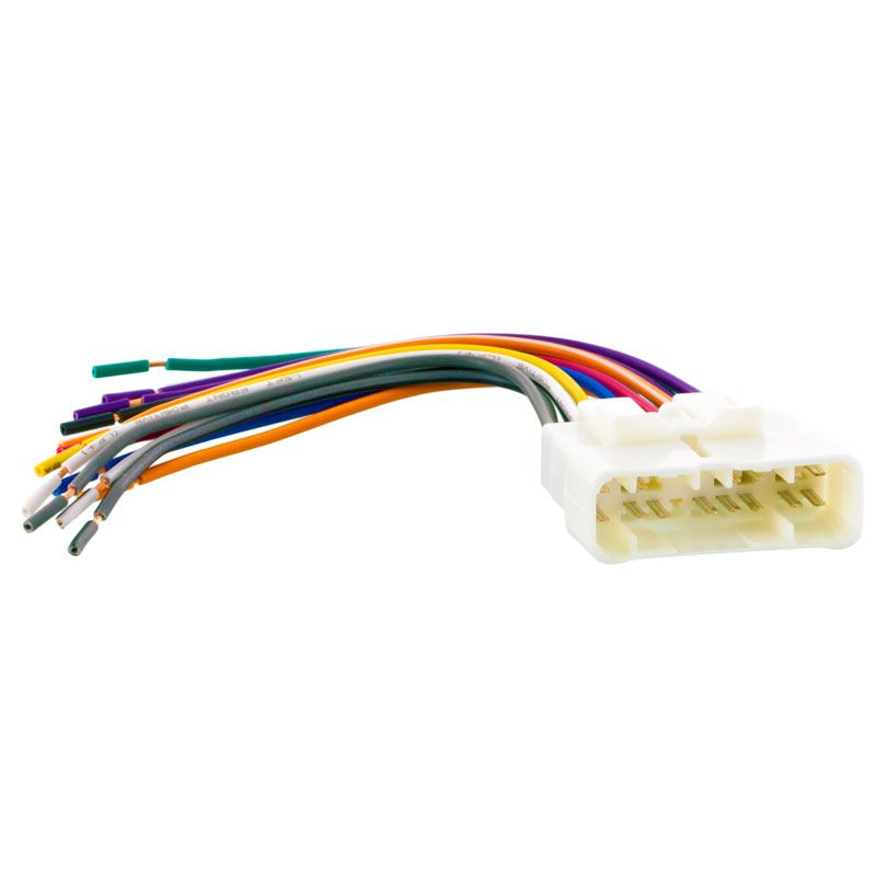 Metra 70-7712 Car Stereo Wire Harness for 1995 - 2004 Honda Passport, and  1995-2004 IsuzuQuality Mobile Video