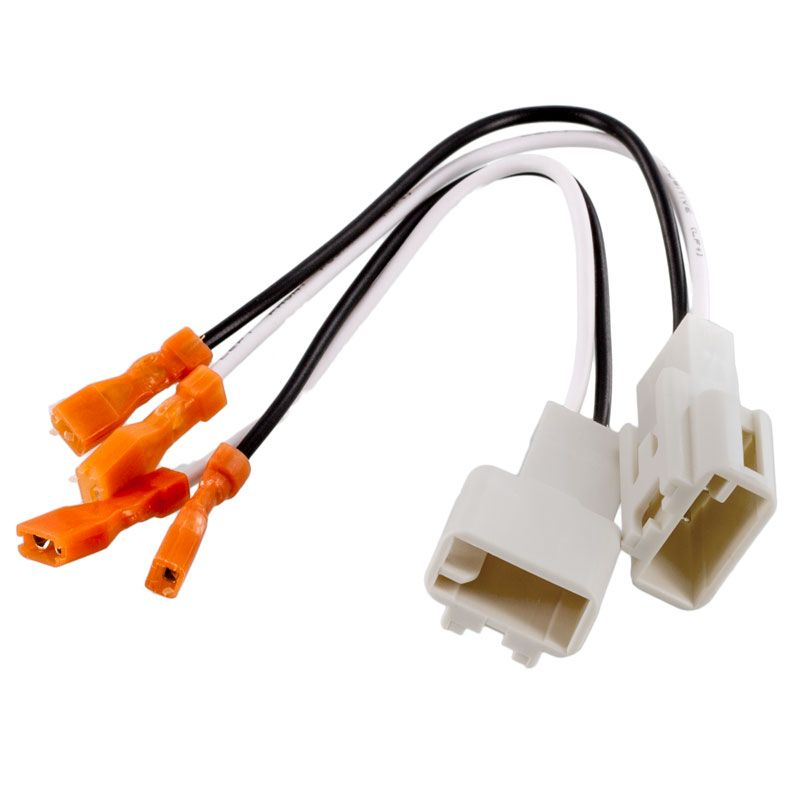 Metra 72-8104 Speaker Harness for Select Toyota and Subaru Vehicles   Speaker Wiring Harness Metra      Quality Mobile Video