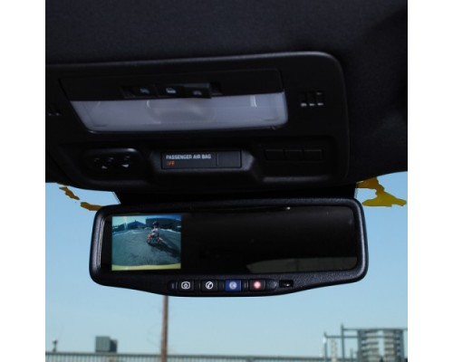 2010-2012 Camaro Rear View Back Up Cameras - Complete Kit 1018-9540