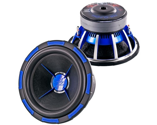 Power Acoustik MOFO-122X 12 inch car subwoofer - Rear detail