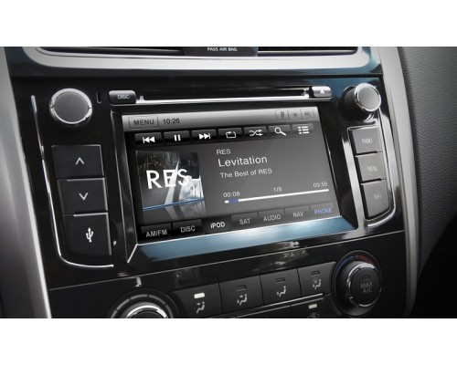 Discontinued - Rosen CS-ALTI13-US 2013 - 2015 Nissan Altima Vehicles Factory Look 7 inch Navigation Receiver with Pandora, Bluetooth, SiriusXM ready and iPod