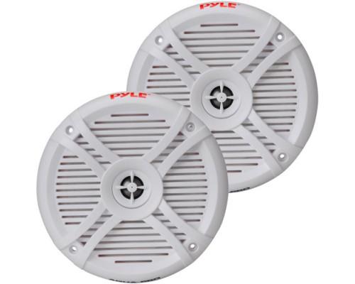"Pyle PLMRX77 Hydra Series 280-Watt 7.7"" 2-Way Marine Speaker System"