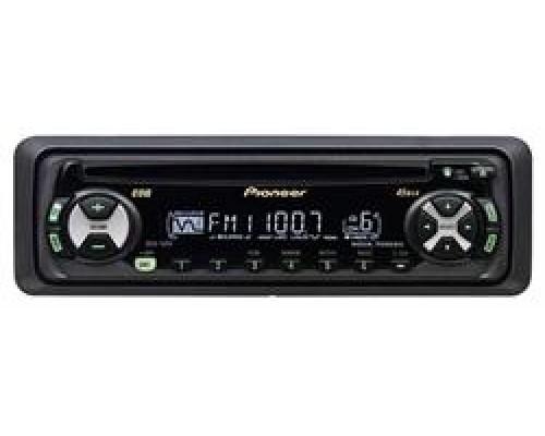 Pioneer DEH-1300MP Single-DIN In-Dash CD Receiver