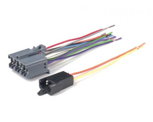 Metra 71-1677-1 Turbowires for General Motors 1973-1993 Wiring Harness